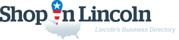 ShopInLincoln. Business directory of Lincoln - logo
